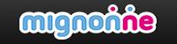 Logo mignon de site Web