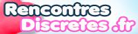 Logo du site des Rencontres-Discretes